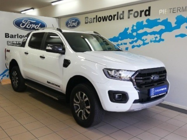 FORD RANGER 2.0D BI-TURBO WILDTRAK 4X4 A/T P/U D/C