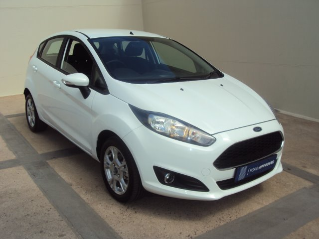 FORD FIESTA 1.5 TDCi TREND 5Dr