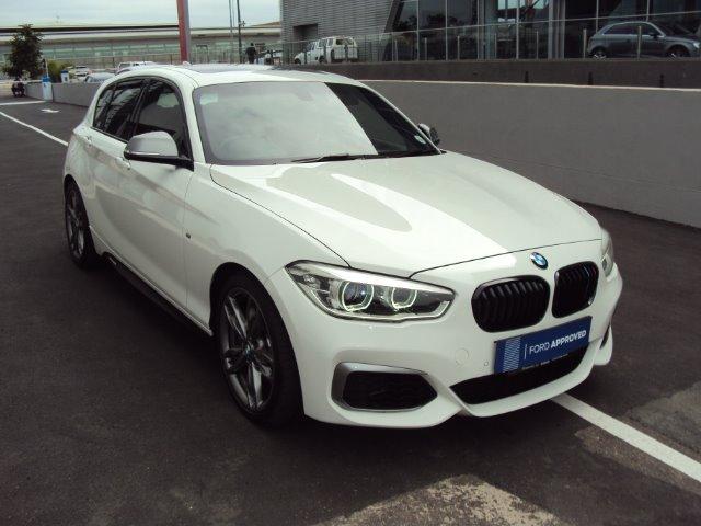 BMW M140i 5DR A/T (F20) White