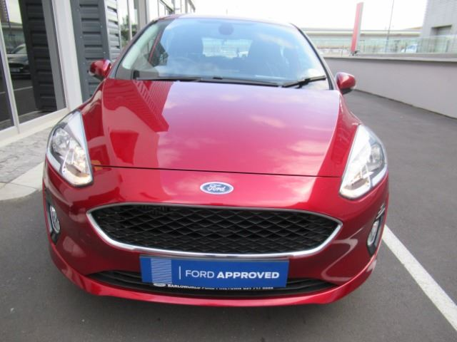 FORD FIESTA 1.5 TDCi TREND 5Dr Ruby Red 73M