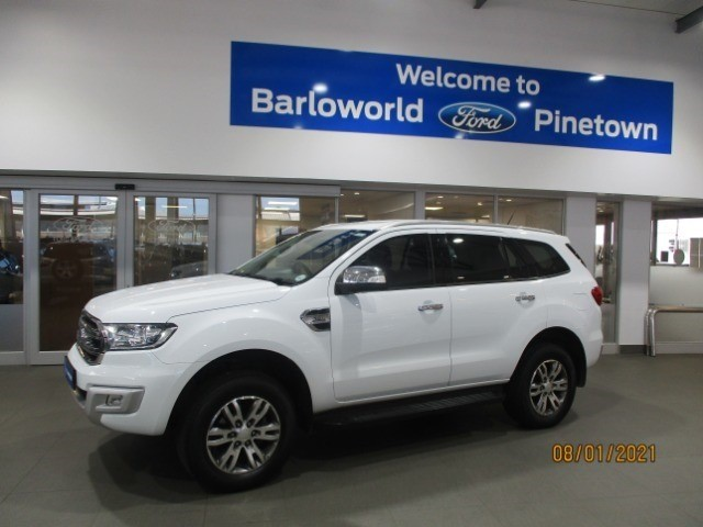 2017 FORD EVEREST 3.2 TDCi  XLT A/T