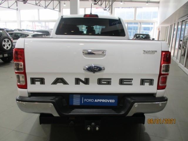 2020 FORD RANGER 3.2TDCi XLT A/T P/U D/C