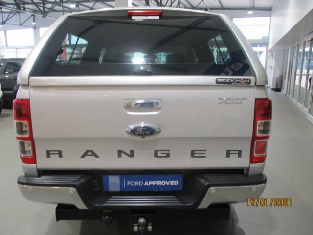 2017 FORD RANGER 3.2TDCi XLT 4X4 A/T P/U D/C