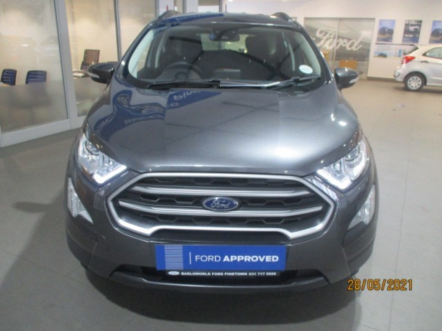 2020 FORD ECOSPORT 1.0 ECOBOOST TREND