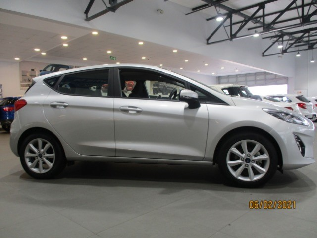 2020 FORD FIESTA 1.0 ECOBOOST TREND 5DR