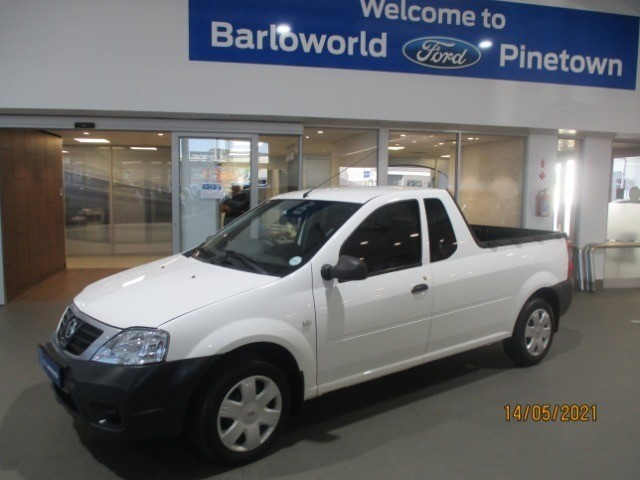 2018 NISSAN NP200 1.5 DCi  A/C SAFETY PACK P/U S/C