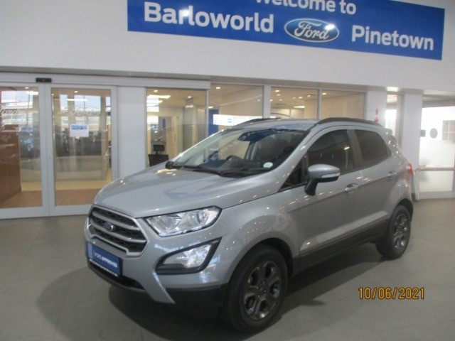 2021 FORD ECOSPORT 1.0 ECOBOOST TREND A/T