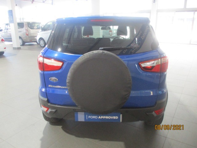 2017 FORD ECOSPORT 1.5TiVCT AMBIENTE
