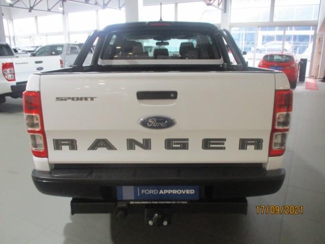 2021 FORD RANGER 2.2TDCi XL P/U D/C
