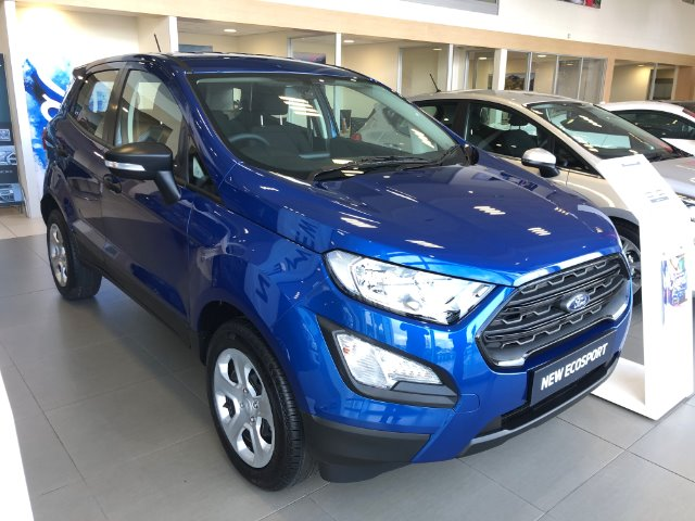 2019 Ford Ecosport 15tdci Ambiente Only R 252900
