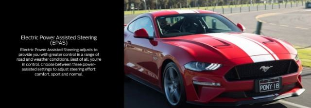 FORD MUSTANG 5.0 GT A/T Ruby Red