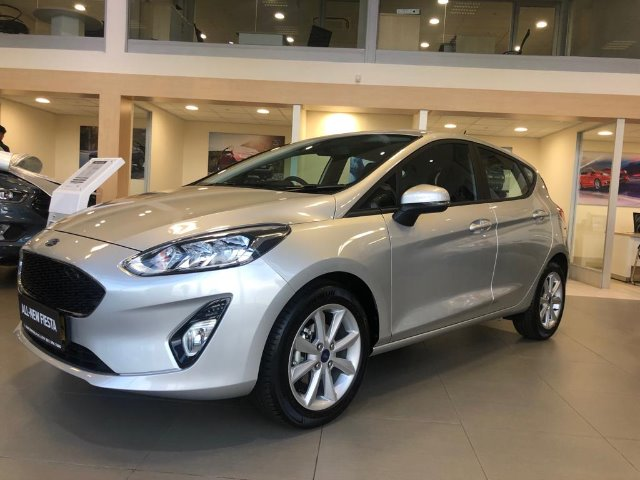 FORD FIESTA 1.0 ECOBOOST TREND 5DR