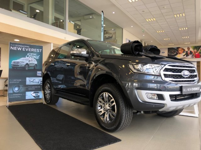 FORD EVEREST 2.0D BI-TURBO XLT A/T Sea Grey