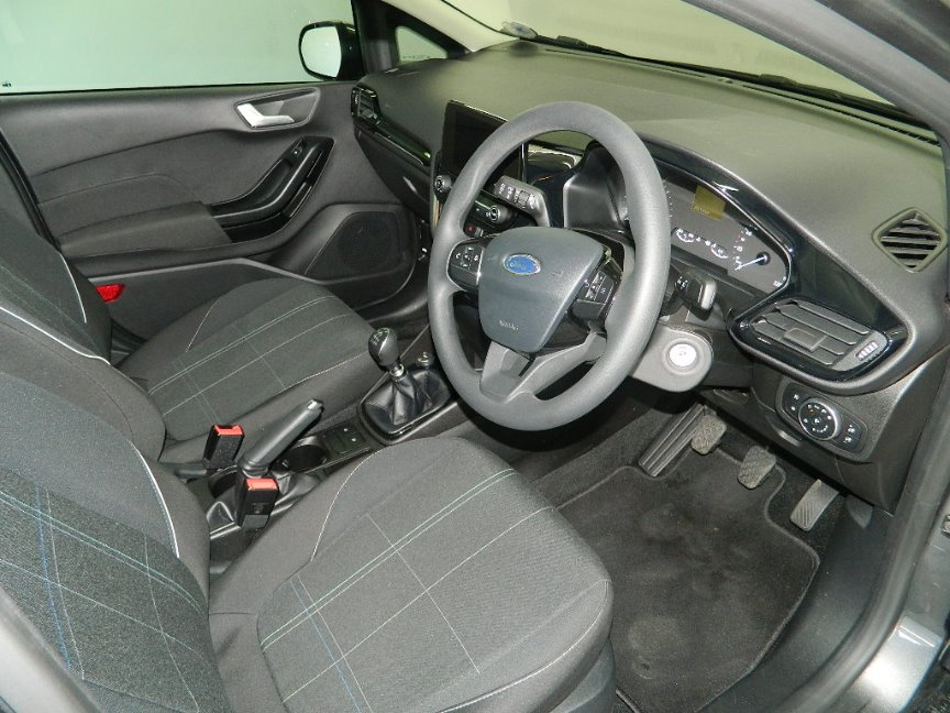 FORD FIESTA 1.5 TDCi TREND 5Dr MAGNETIC