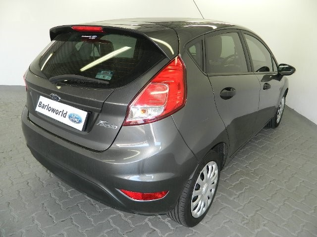 2017 FORD FIESTA 1.4 AMBIENTE 5 Dr