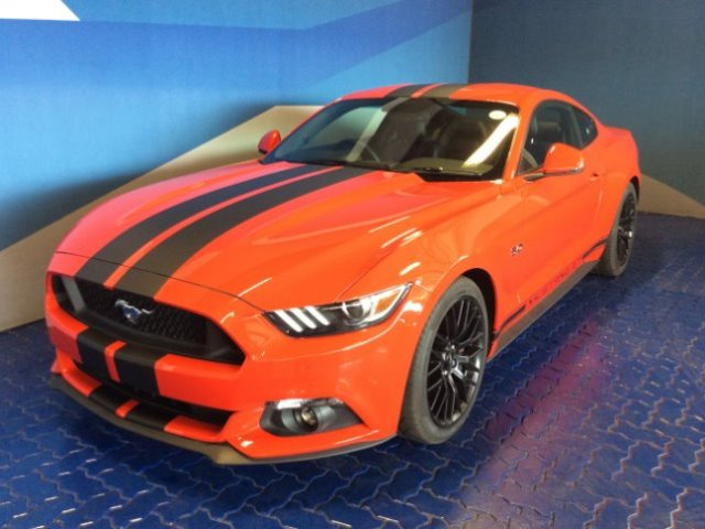 FORD MUSTANG 5.0 GT A/T