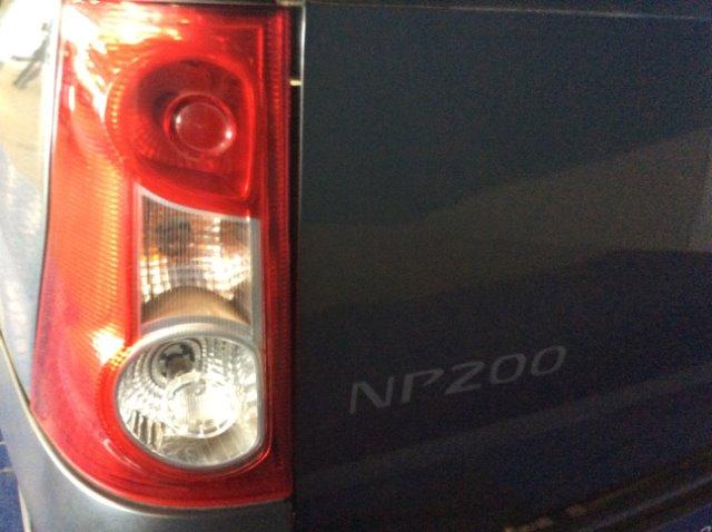 NISSAN NP200 1.6  A/C SAFETY PACK P/U S/C Dark Gray