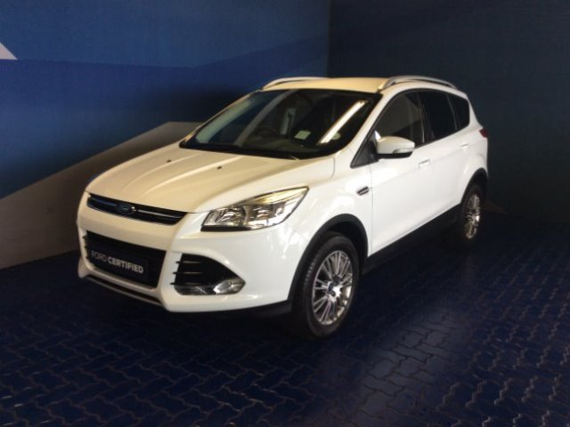 FORD KUGA 1.5 ECOBOOST TREND (2014-12) - (2017-7)