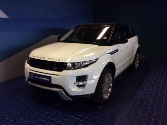 LAND ROVER EVOQUE 2.0 Si4 DYNAMIC  (2011-8) - (2015-8)