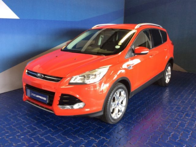 FORD KUGA 1.5 ECOBOOST AMBIENTE  (2014-12) - (2017-7)
