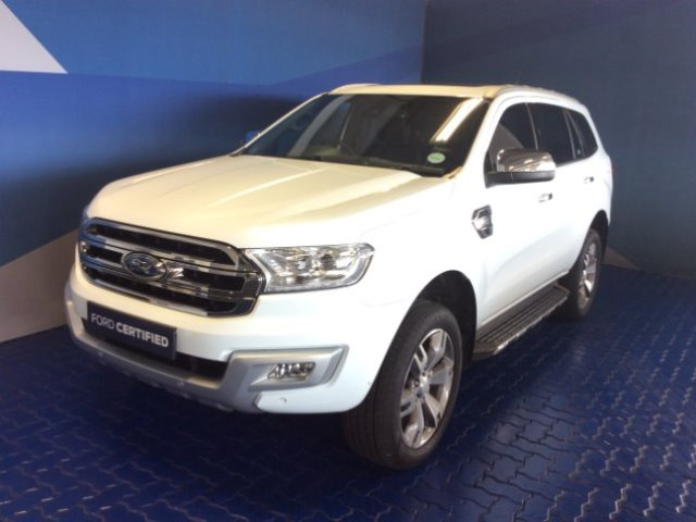 FORD EVEREST 3.2 TDCi LTD 4X4 A/T