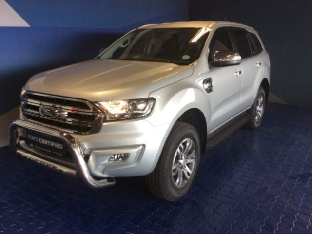 FORD EVEREST 2.2 TDCi  XLT A/T