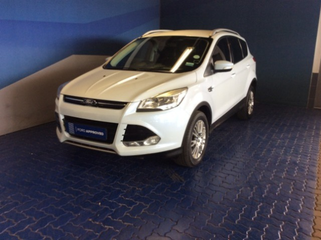 FORD KUGA 1.6 ECOBOOST AMBIENTE (2013-3) - (2015-1)