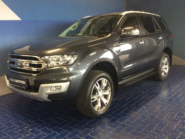 FORD EVEREST 3.2 TDCi XLT 4X4 A/T (2015-9) - (2019-4)