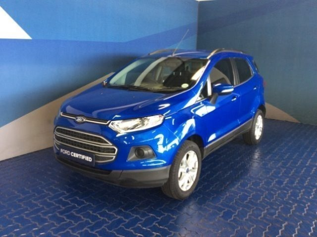 FORD ECOSPORT 1.5TDCi TREND (2015-11) - (2018-6) Kinetic Blue