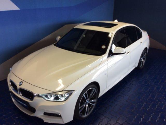 BMW 320D M SPORT A/T (F30)