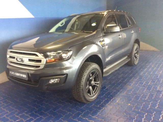 FORD EVEREST 2.2 TDCi  XLS (2016-10) - (2019-4)