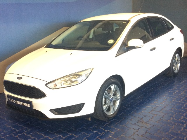 FORD FOCUS 1.0 ECOBOOST AMBIENTE A/T 5DR