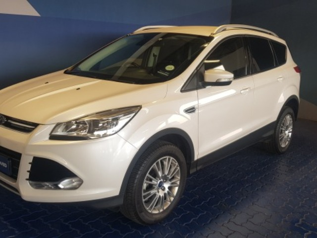 FORD KUGA 1.5 ECOBOOST TREND A/T (2014-12) - (2017-7)