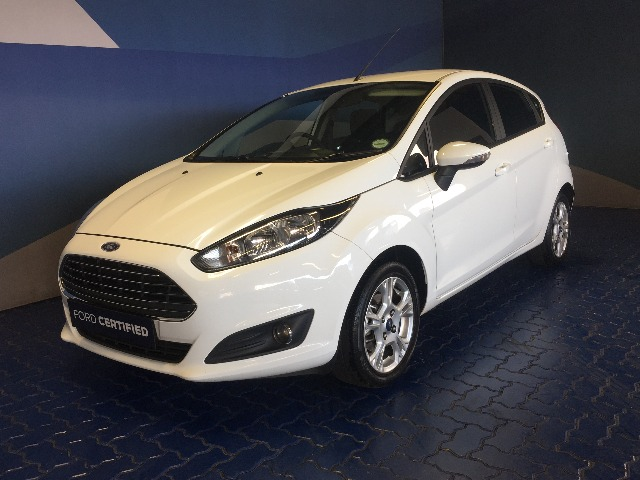 FORD FIESTA 1.6 TDCi TREND 5DR (2013-1) - (2018-5)