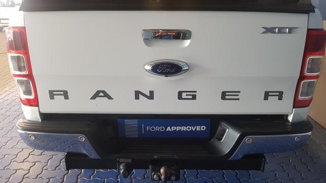 FORD RANGER 3.2TDCi XLT 4X4 A/T P/U D/C FROZEN WHITE
