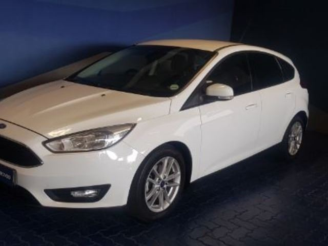 FORD FOCUS 1.5 ECOBOOST TREND A/T 5Dr