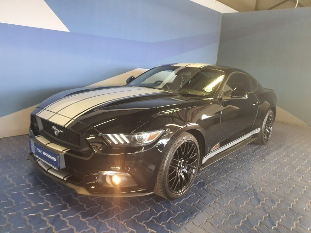FORD MUSTANG 2.3 ECOBOOST A/T (2015-11) - (2019-6)