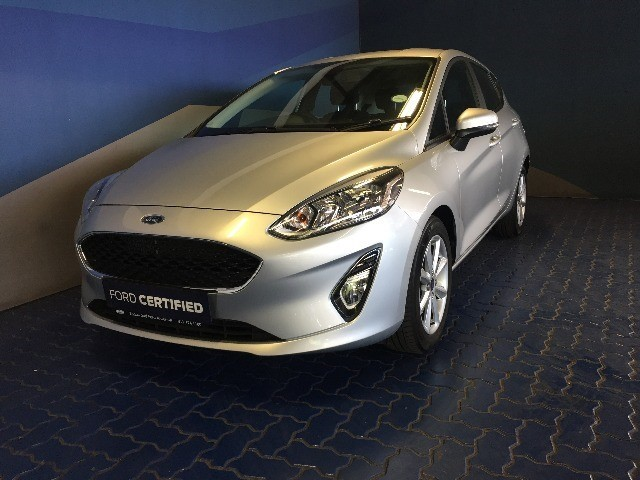 FORD FIESTA 1.0 ECOBOOST TREND 5DR A/T
