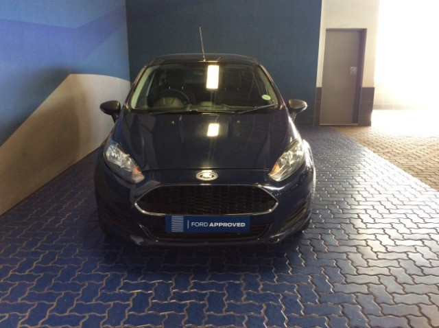 2016 FORD FIESTA 1.4 AMBIENTE 5 Dr