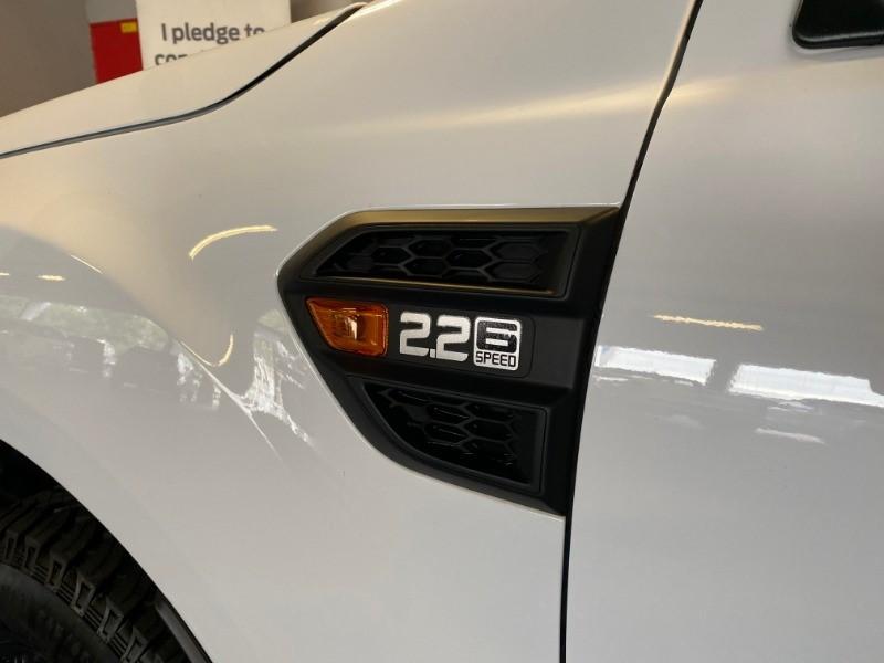 2020 FORD RANGER 2.2TDCi XL 4X4 P/U D/C