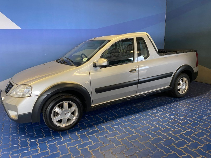 2013 NISSAN NP200 1.5 DCi  A/C SAFETY PACK P/U S/C