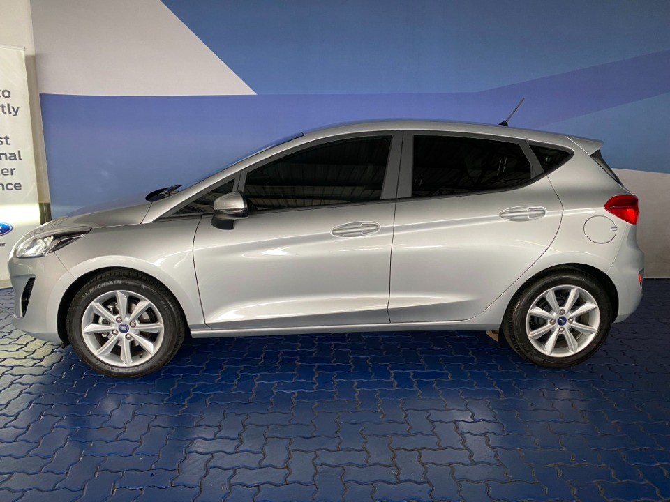2021 FORD FIESTA 1.0 ECOBOOST TREND 5DR