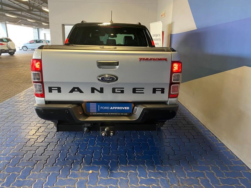 2021 FORD RANGER 2.0D BI-TURBO THUNDER 4X4 A/T P/U D/C