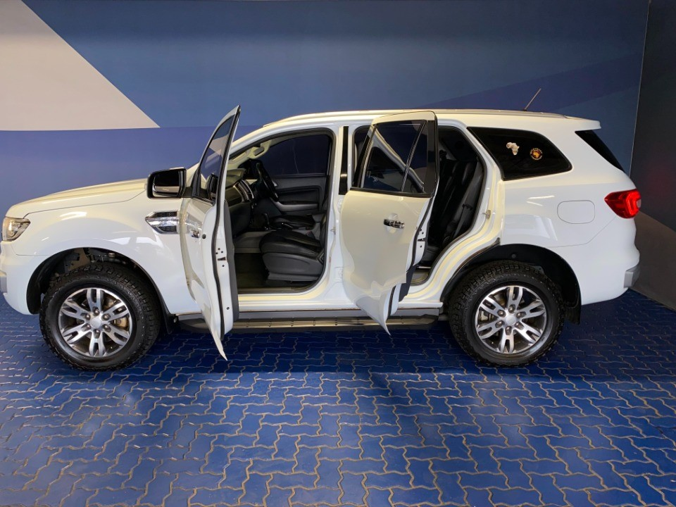 2018 FORD EVEREST 3.2 TDCi XLT 4X4 A/T