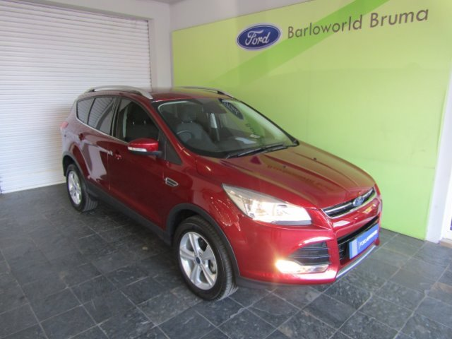 FORD KUGA 1.5 ECOBOOST AMBIENTE A/T (2015-7) - (2017-7)