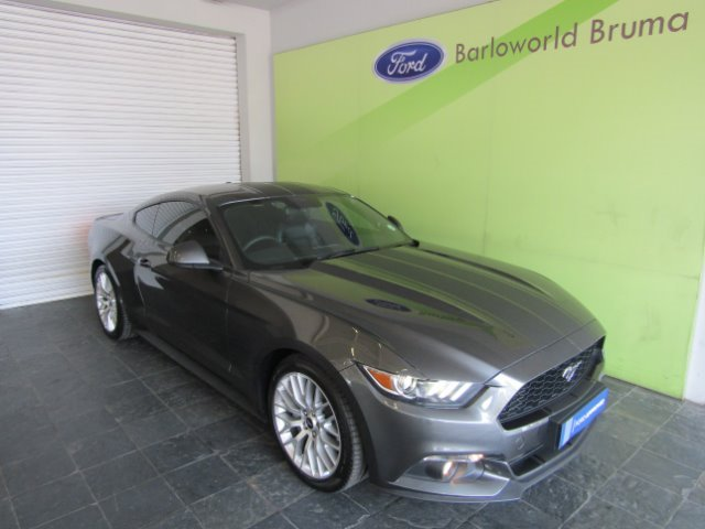 FORD MUSTANG 2.3 ECOBOOST A/T