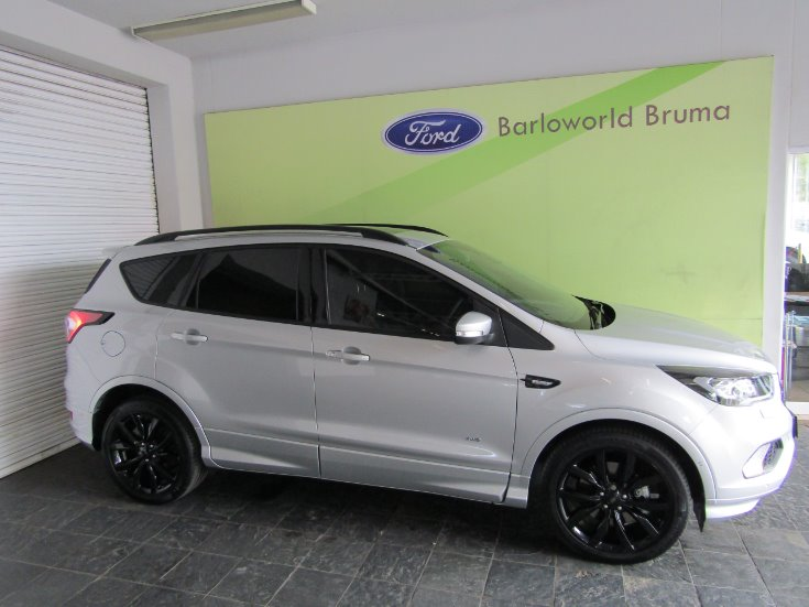 FORD KUGA 2.0 ECOBOOST ST AWD A/T Moondust Silver