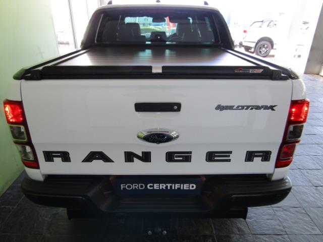 FORD RANGER 2.0D BI-TURBO WILDTRAK A/T P/U D/C Frozen white