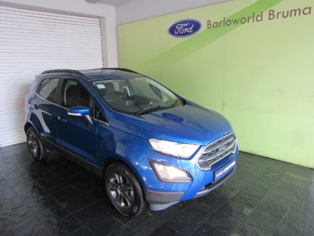 FORD ECOSPORT 1.0 ECOBOOST TREND A/T