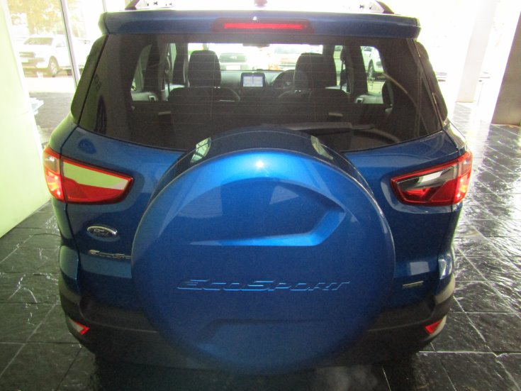 FORD ECOSPORT 1.0 ECOBOOST TREND A/T Blue